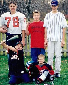 These #tbt photos are the best #thegronks #gronknation