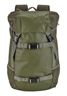 Landlock Backpack II | Men's Bags | Nixon Watches and Premium Accessories