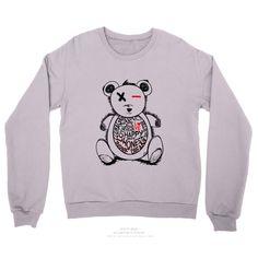 W.O.W Bear  #susiescustom