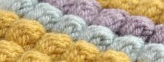 Crochet - Playing with Colour