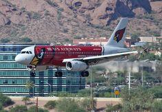 Photo of US Airways A319 (N837AW) ✈ FlightAware