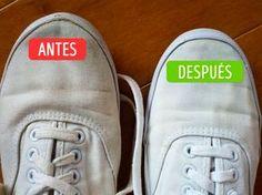12 Manezapatos blancosras de hacer que las cosas luzcan como nuevas