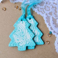 Clay ornament inspiration
