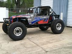 Carolina Truggies sponsors this car and provides race prep and general maintenance so we are very familiar with this car. Grinder Stand, Tube Chassis, Light Truck, Braided Hose, Trophy Truck, Off Road, Roll Cage, Jeep 4x4, Ford Transit