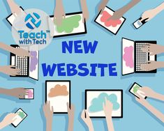 Technology Lessons, Teaching Technology, Educational Technology, Classroom Teacher, Classroom Resources, Teaching Resources, Teaching Ideas, Classroom Ideas, Google Training