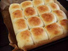 手捏ねでも簡単*ふんわり甘いちぎりパン*の画像