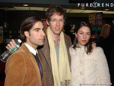 Jason Schwartzman, Wes Anderson, Sofia Coppola
