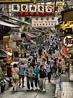 Hong Kong's markets are the best way to shop and really live like a local
