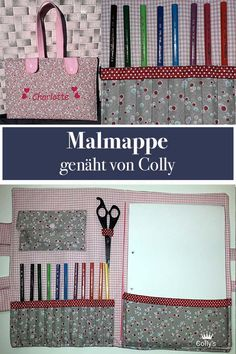 Sew Bags, Monogram, Sewing, Paper, Accessories, Pens, Craft Tutorials, Sewing For Kids, Sewing Patterns