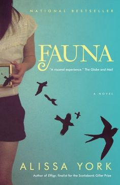 There is a part of me that ached the whole time I was reading Fauna...