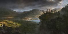 DeviantArt: More Like the Forest church 2 by weiweihua