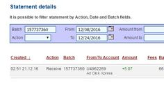 I am getting paid daily at ACX and here is proof of my latest withdrawal. This is not a scam and I love making money online with Ad Click Xpress.  Join for FREE and get 20$ + 10$ + 5$ Monsoon, Ad and Media value packs from ACX.  My #38 Withdrawal Proof of online income from AdClickXpress.