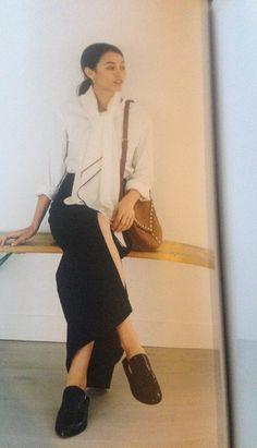 blouse monocle magazine