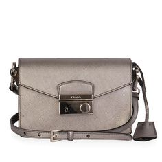Combine this Silver Prada Bag in Saffiano leather with your favourite stylish outfit and you will look divine with confidence on a high. Slim Stomach, Hiit Workout At Home, Gray Aesthetic, Prada Saffiano, Designer Handbags, Designer Bags, Silver Accessories, Prada Bag, Leather Crossbody Bag