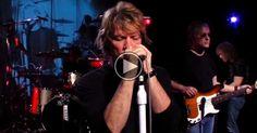 Bon Jovi's Rendition Of Leonard Cohen's 'Hallelujah' Will Give You Chills.