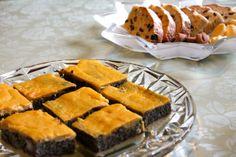 Kaffee und Kuchen bei Juli: Mit Mohnschnitten und veganem Stollen!