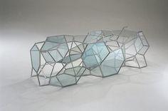 cmog:  Untitled, Harumi Yukutake, Toyama, Japan, 2002. Published in New Glass Review24. (via Untitled | Corning Museum of Glass) Corning Museum Of Glass, Glass Museum, Toyama, Cube, Japan, Home Decor, Art, Art Background, Decoration Home