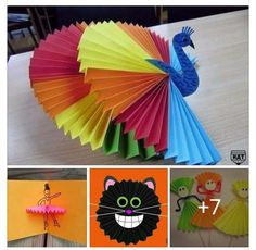 Best Out Of Waste: Fan crafts