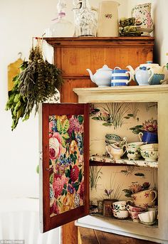 create a cupboard to covet | Sarah Moore