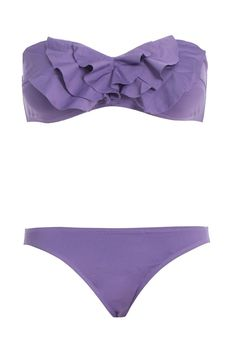 8e8beed3a9c5f Purple strapless bikini these are the cutests swim suits! love this swim  suit!