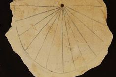 A sundial dating to the 13th century B.C. and considered one of the oldest Egyptian sundials, was discovered in Egypt's Valley of the Kings, the burial place of rulers from Egypt's New Kingdom period (around 1550 B.C. to 1070 B.C.).
