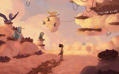 The Return Of Gaming's Greatest Storyteller - Broken Age