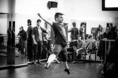 Los ensayos de la 2ª TEMPORADA 2017 de la Compañía Ibérica de Danza, ya han comenzado en las aulas del Auditorio de Las Rozas de Madrid, sede de la Compañía