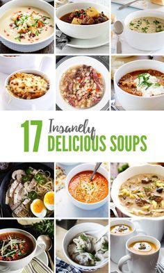 17 Insanely Deliciou
