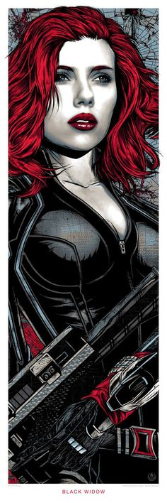 Black Widow by Rhy Cooper