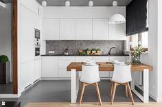 Kuchnia styl Nowoczesny - zdjęcie od Patryk Kowalski Architektura i projektowanie wnętrz - Kuchnia - Styl Nowoczesny - Patryk Kowalski Architektura i projektowanie wnętrz