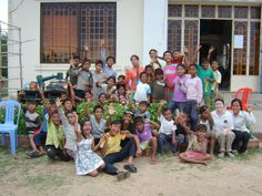 Children, Cambodia | Find opportunities to teach, travel and volunteer with www.frontiergap.com | #education