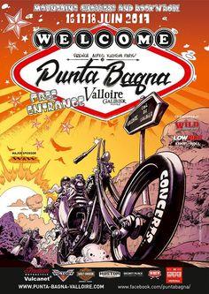 PUNTA BAGNA VALLOIRE, Col du GALIBIER, Concentration de moto