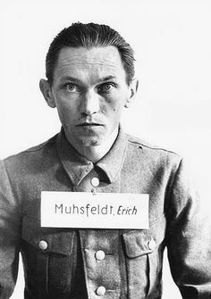 Erich Muhsfeldt (1913-1948) was a Nazi war criminal as an SS-Oberscharführer and the chief of the crematoria at the Auschwitz and Majdanek extermination camps in occupied Poland during World War II. He was arrested, tried by the Supreme National Tribunal at the Auschwitz Trial of 1947 in Kraków, and sentenced to death for crimes against humanity. He was executed by hanging on January 28, 1948.
