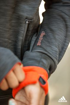 Upgrade your fall workout gear with our Climaheat Fleece hoody for incomparable heat retention when the temps drop. Available October 2015.