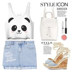 OOTD by Sasoza by sasooza on Polyvore featuring polyvore fashion style MANGO Sole Society French Connection clothing
