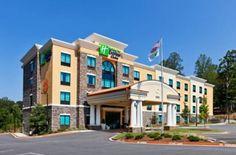 Dog friendly hotel in Clemson, SC - Holiday Inn Express Hotel & Suites Clemson University - Clemson, SC