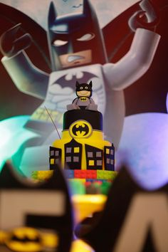 Memories Party: Tema Batman Lego