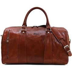 New Trending Luggage: Floto Collection Duffle Bag in Brown Italian Calfskin Leather. Floto Collection Duffle Bag in Brown Italian Calfskin Leather  Special Offer: $244.30  100 Reviews Floto Collection Duffle Bag is crafted from Full Grain Italian Calfskin Leather, Brass Zipper and Hardware, Smooth Wax Finish Edge Paint, and Durable 8oz Cotton Duck Canvas Lining. It has...