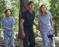 grey anatomy derek and mark pretty and prettier | Grey's Anatomy' Plane Crash Questions Answered — Season 9 ...