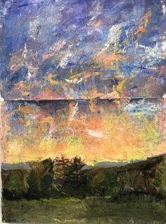 """Thursday "" by Julia Holland"