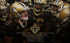 who dat | The Ultimate New Orleans Saints Wallpaper Collection | Sports Geekery