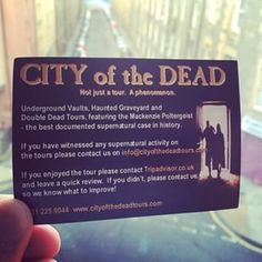 Give yourself a nightmare on a Ghost Tour. | 21 Useful Edinburgh Tips From A Local