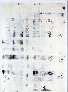 Christopher Wool. Wool 15