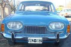 Ford Taunus 17M Super (P3) 1962. Origen Alemania.  http://www.arcar.org/ford-taunus-17m-super-53887