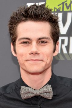 <b>The <i>Teen Wolf</i> actor is definitely in the running for the most lovable goon in Hollywood.</b>
