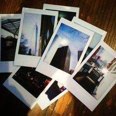 Getting a nice collection going #gdc_nyc #gdc_shu #polaroid #newyork #retro by ben_cootes