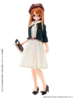 "Azone Pure Neemo 1 6 Doll Excute Family ""Teacher Minami"" | eBay"
