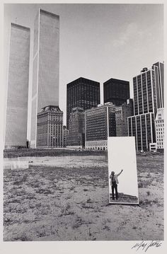 Self Portrait - Photo by N. Jay Jaffee, 1979. S) New York City per 9/11...how beautiful!