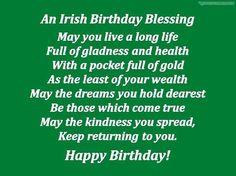 birthday greetings in ireland - Google Search