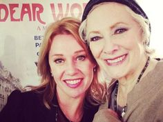 Tony winner Betty Buckley and West End favorite Linzi Hateley were reunited when Hateley went to see Buckley in the London revival of Jerry Herman's Dear World. The talented twosome starred together in the notorious original Broadway production of Carrie.  Hateley, who's currently playing Madame Thenardier in the London production of Les Miserables Feb. 27, 2012